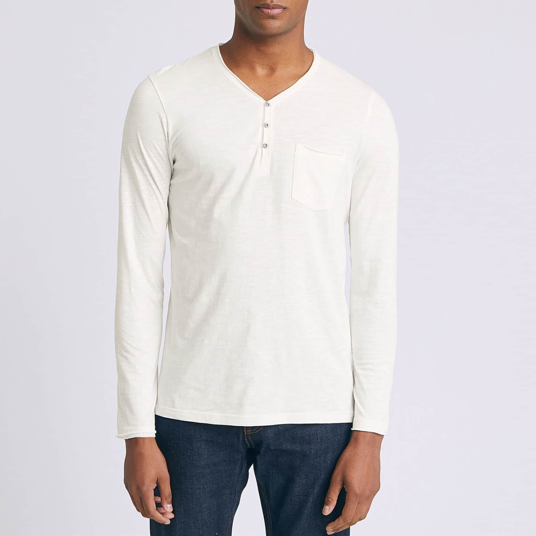 Soldes Jules - t-shirt tunisien / henley