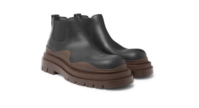 Chelsea Boots Bottega Veneta : les chaussures les plus convoitées de l'année ?