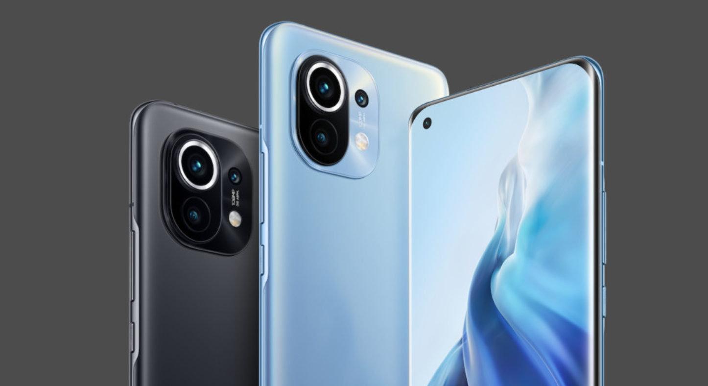 Xiaomi lance son Mi 11 en France dès 750€ ainsi qu'une TV et une trottinette