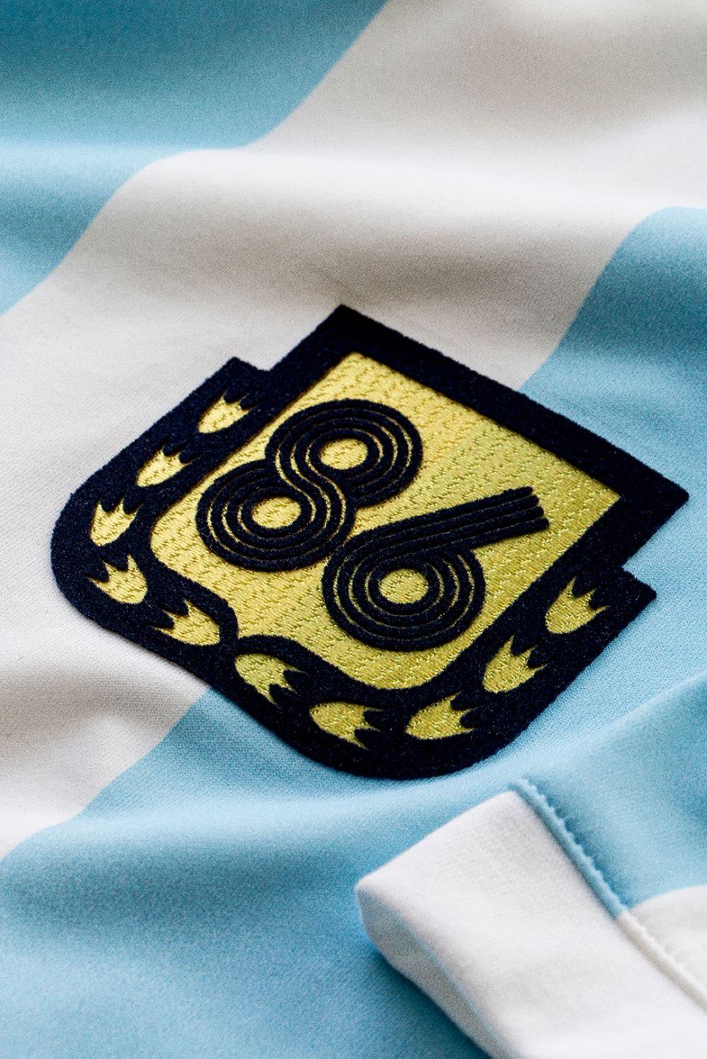 Le Coq Sportif Legends Maradona 86