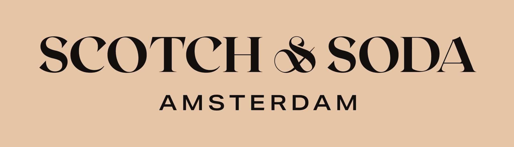 Nouveau logo Scotch & Soda 2021