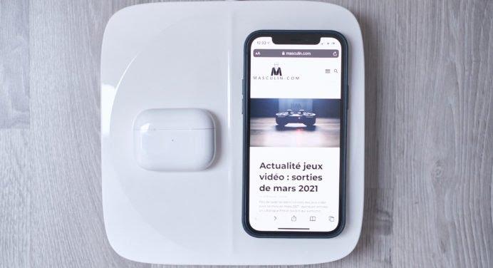 Einova Mundus (Pro) pour recharger et désinfecter smartphone et autres petits objets