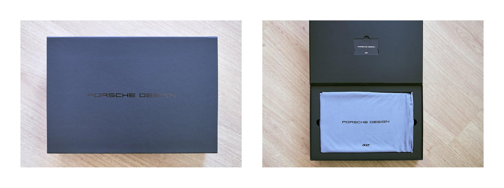Test Porsche Design Acer Book RS : un ultrabook stylé