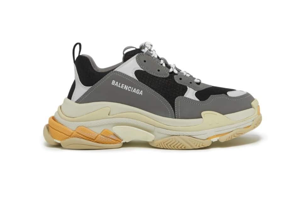 Sneakers de luxe - Balenciaga Triple S