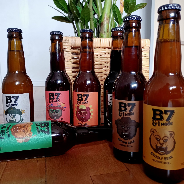 Bière B7&1 MORE