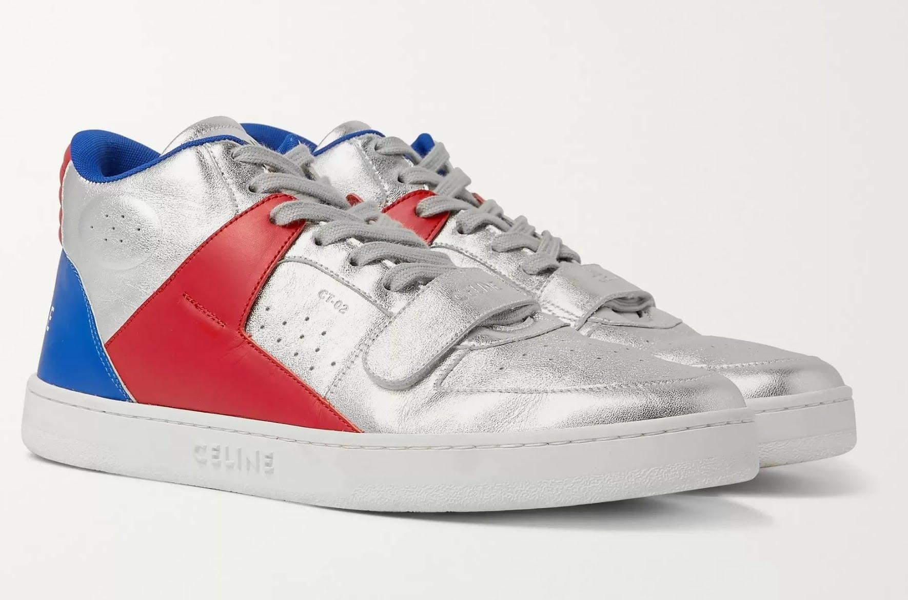 Sneakers de luxe - Baskets montantes Celine CT02