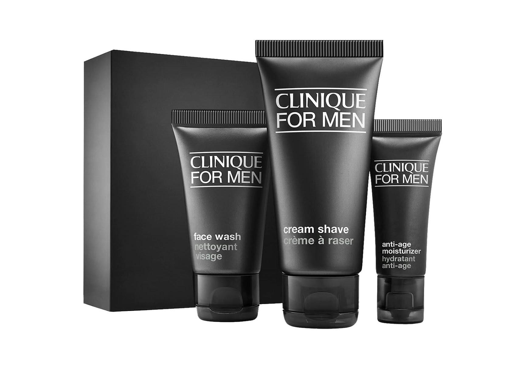 Marques de produits de beauté homme - Clinique for Men
