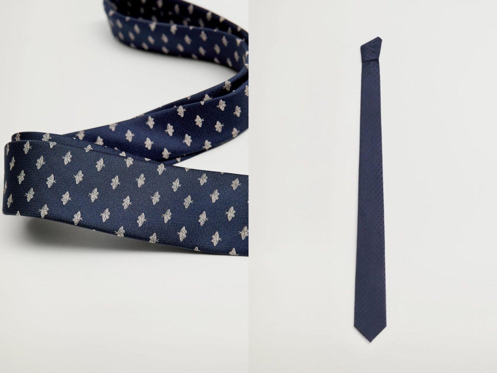 Entretien d'embauche, quelle tenue choisir ? Cravate unie ou imprimée ?