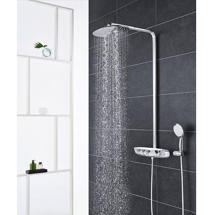 Et si vous testiez l'hydrothérapie : une douche adaptée et adaptable