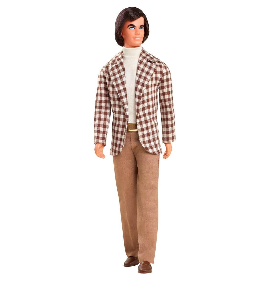 Ken à la mode des années 1970