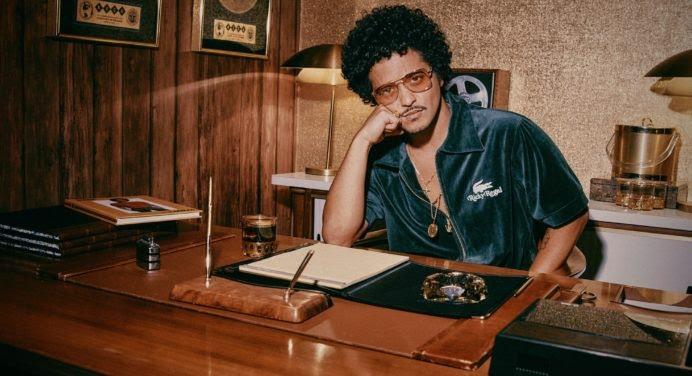 Lacoste x Ricky Regal : la collaboration tendance entre le croco et Bruno Mars