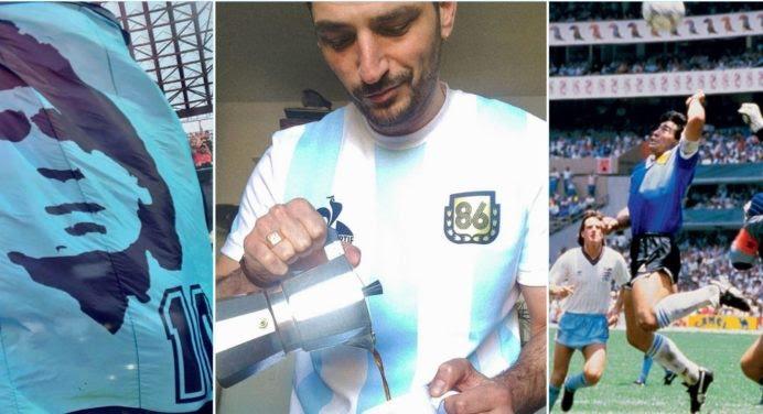 Le Coq Sportif Legends : une collection en hommage à Maradona
