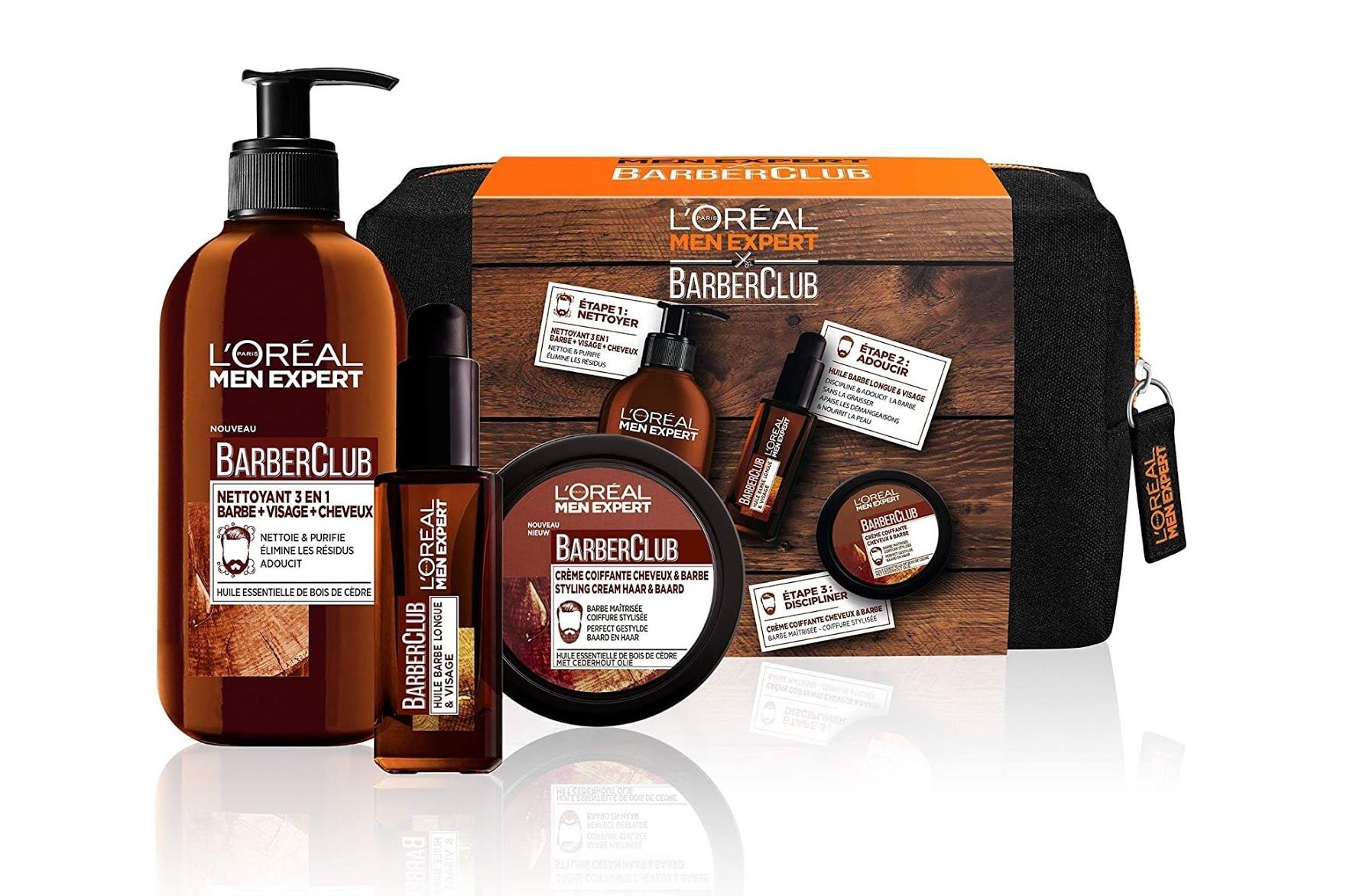 Marques de produits de beauté homme - L'Oréal Men Expert