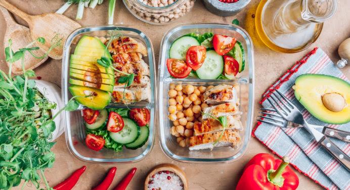 Voici comment réussir son meal prep special fitness (5 étapes)