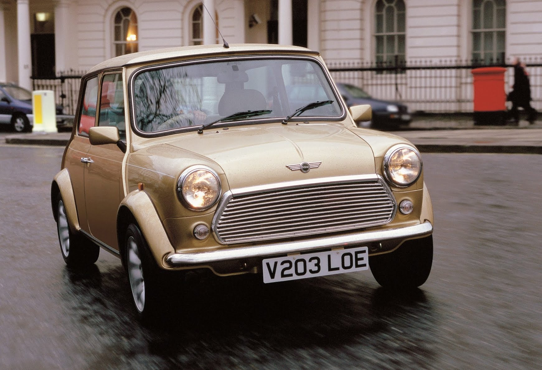 Plus belles voitures du monde - Austin Mini Cooper