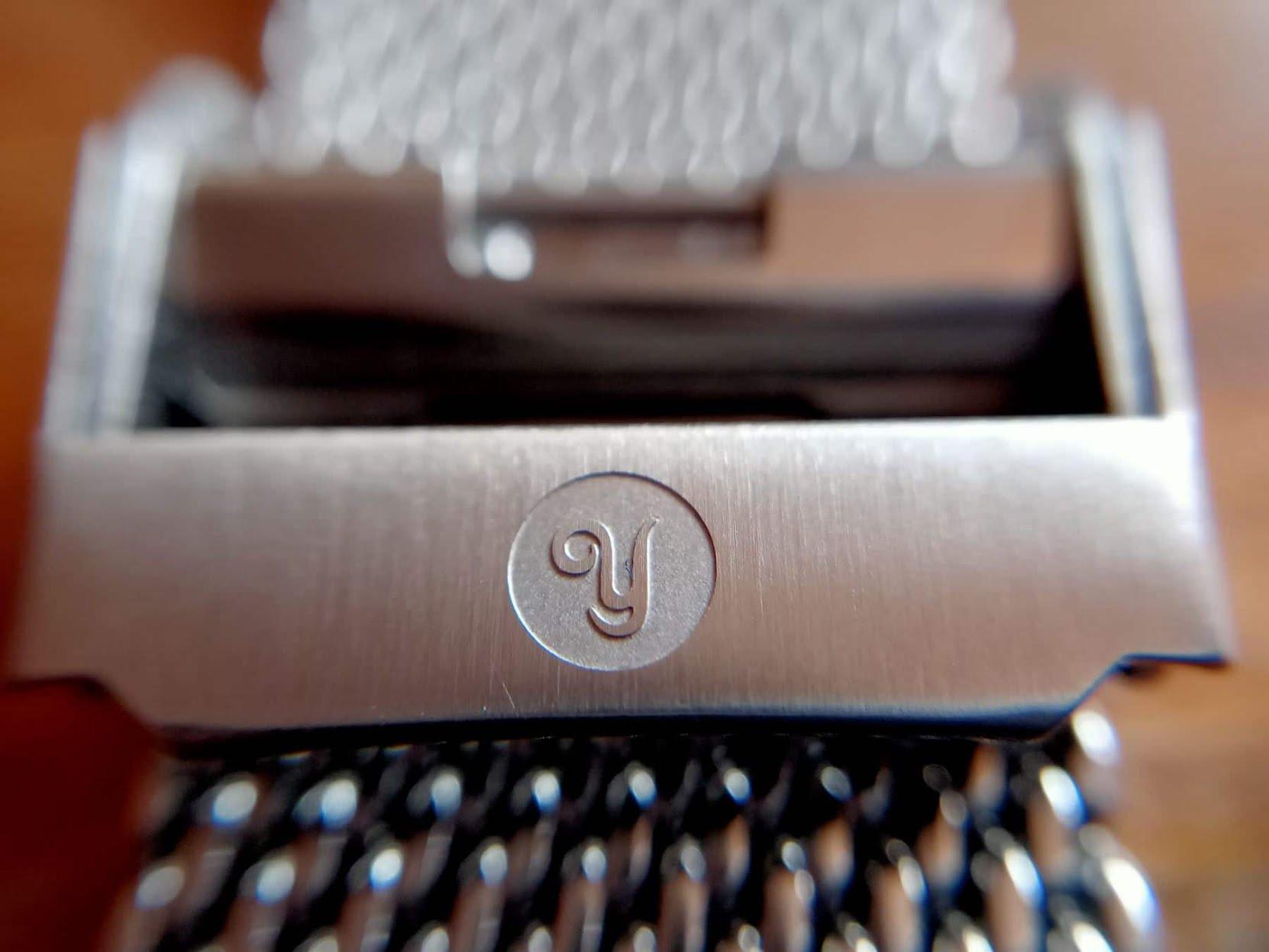 Montre Yema Meangraf Super - bracelet