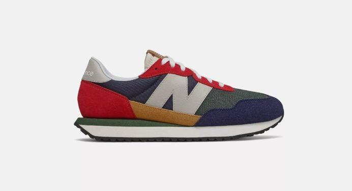 New Balance 237 : les sneakers que tout le monde va s'arracher ?