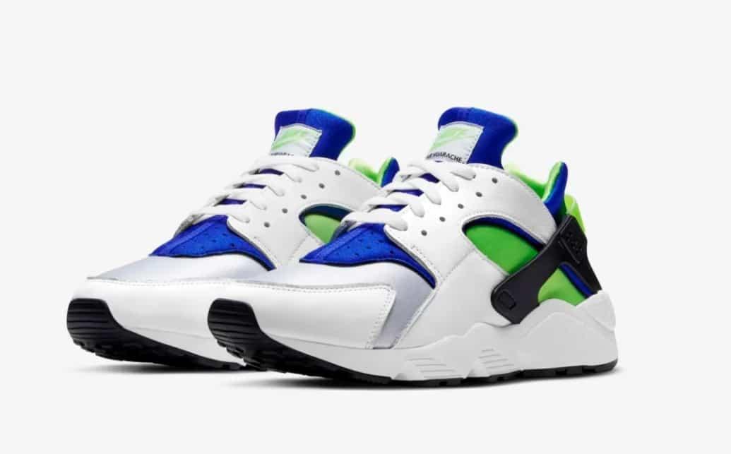 Nike Air Huarache 2021 OG Scream Green