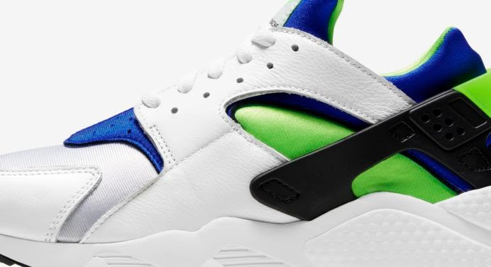 Nike Air Huarache : les sneakers qui câlinent vos pieds