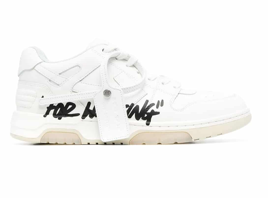 Sneakers de luxe - Off-White