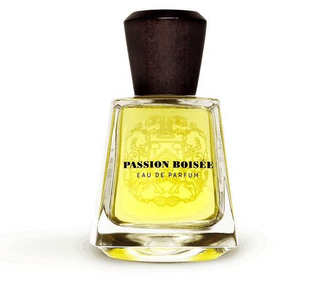 Parfums de niche pour homme - Passion Boisée de Frapin