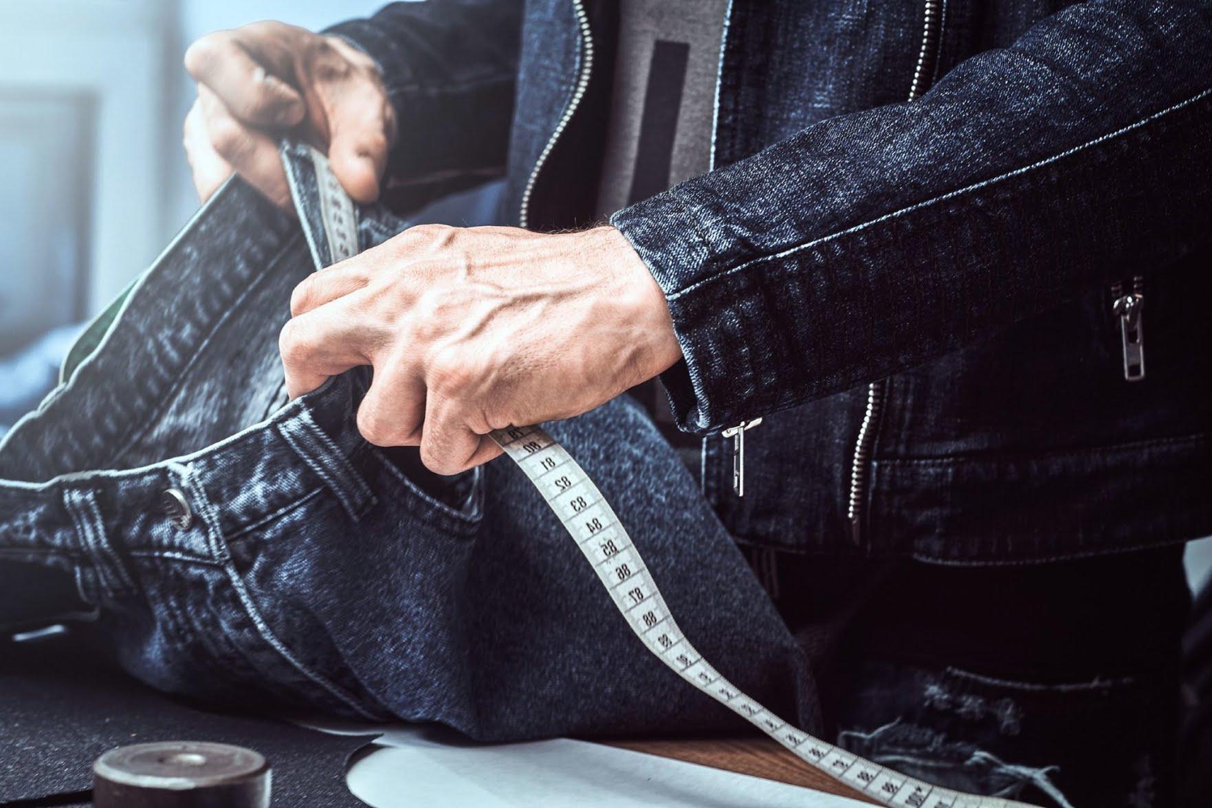 Faire rétrécir un jean chez le tailleur