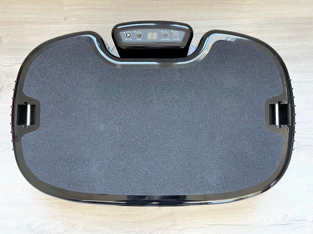test power plate compacte