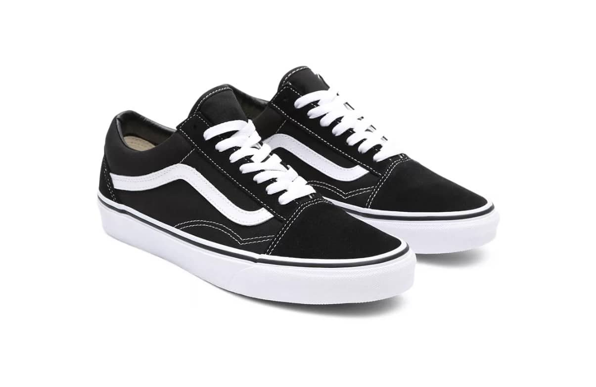 Baskets Van Old Skool