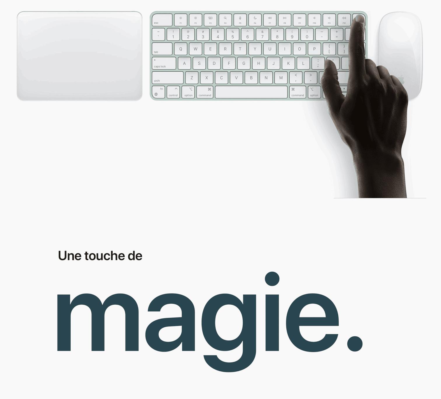 Apple Magic Keyboard Touch ID