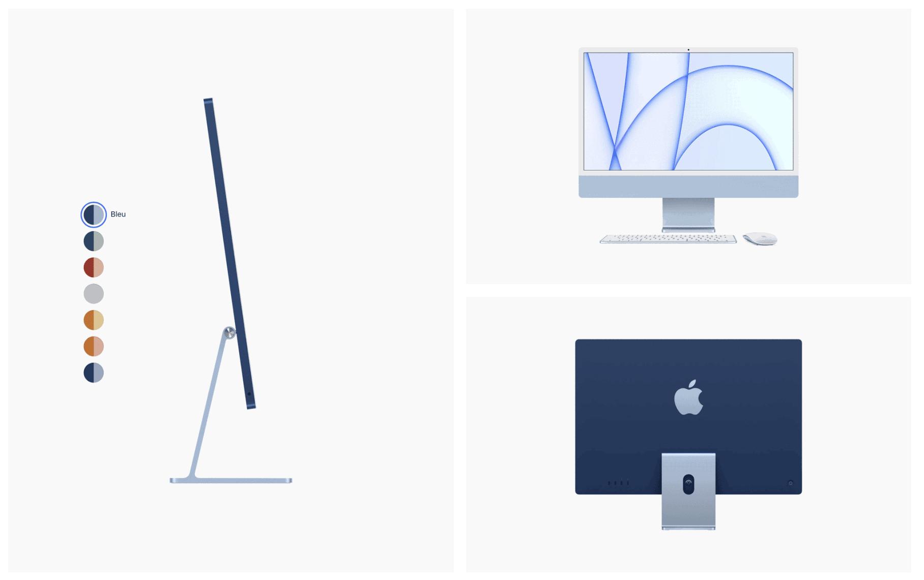 Apple iMac M1 2021
