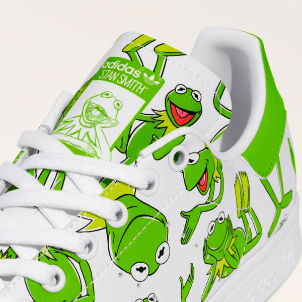 Adidas x Disney - Stan Smith Kermit