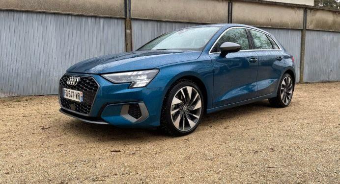 Essai Audi A3 Sportback 35 TDI : le prix du premium