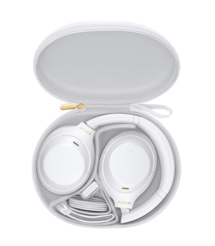 Sony dévoile le WH-1000XM4 silent white