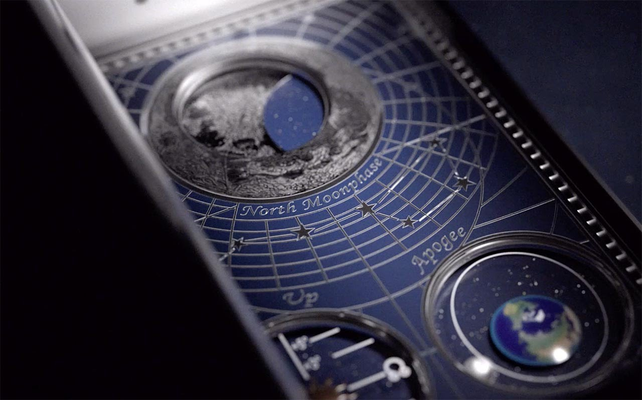 L'Hybris Mechanica calibre 185 : un mécanisme époustouflant