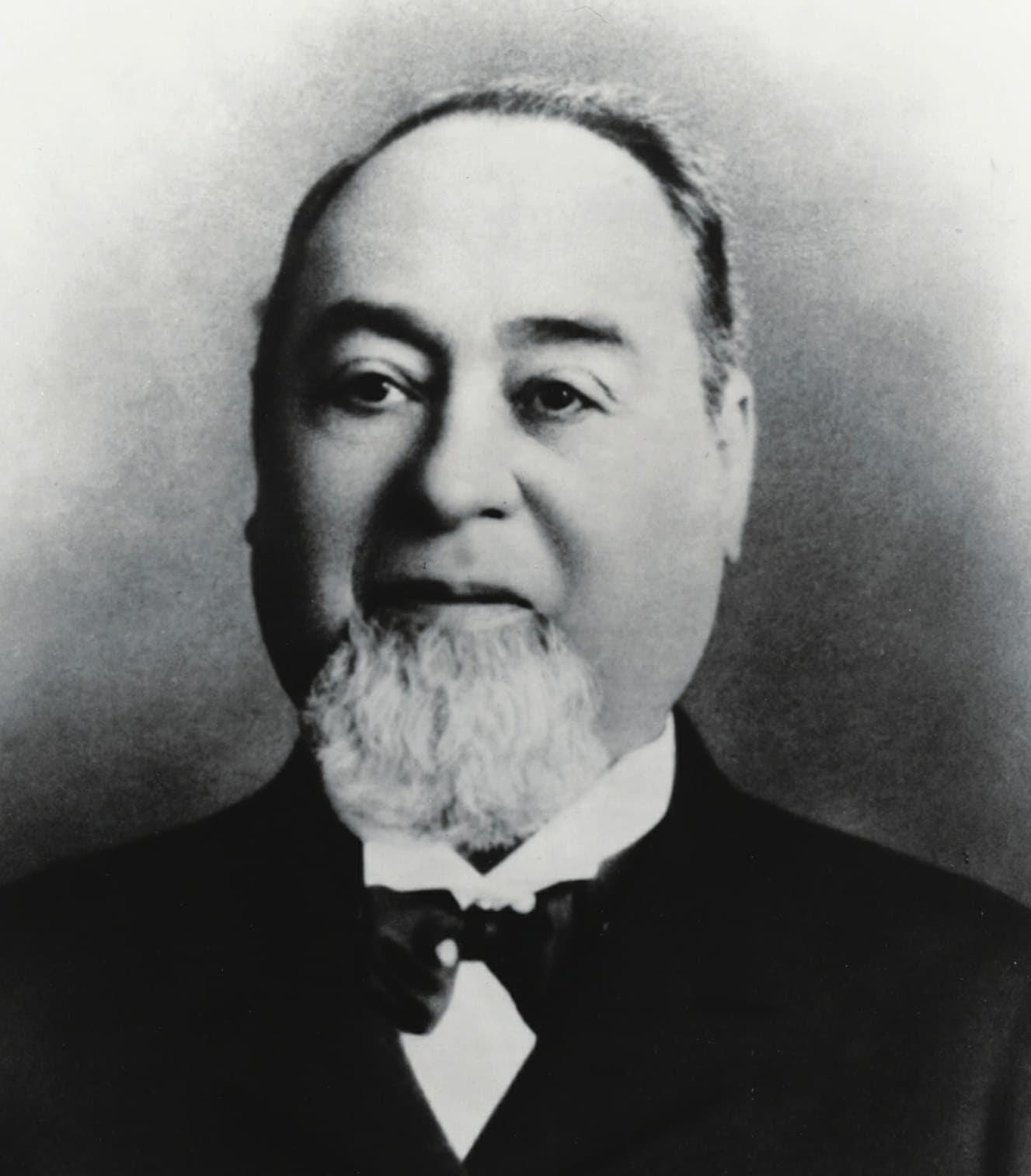 Levi Strauss, fondateur de la marque Levi's