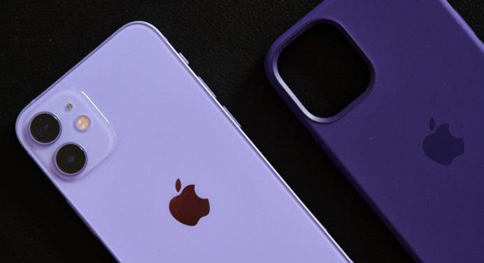 Apple lance un nouveau coloris mauve pour les iPhone 12 (mini)