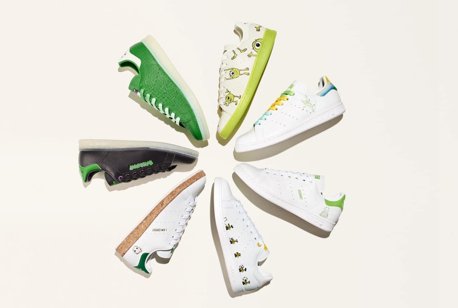 Sneakers Adidas Originals x Disney