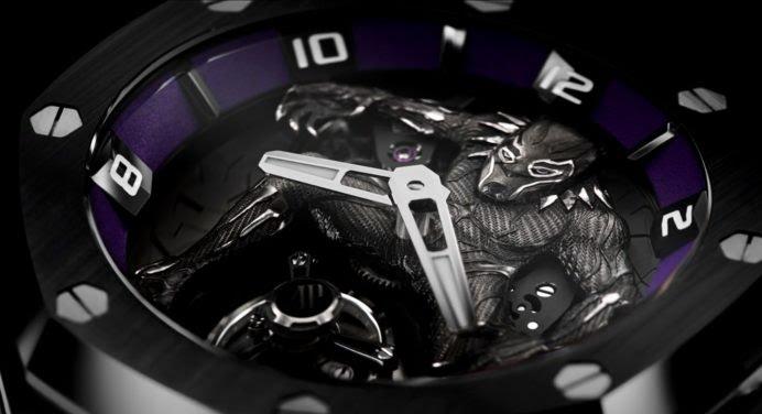 Audemars-Piguet Royal Oak Concept Black Panther : une montre dingue à 5,2 millions de dollars !