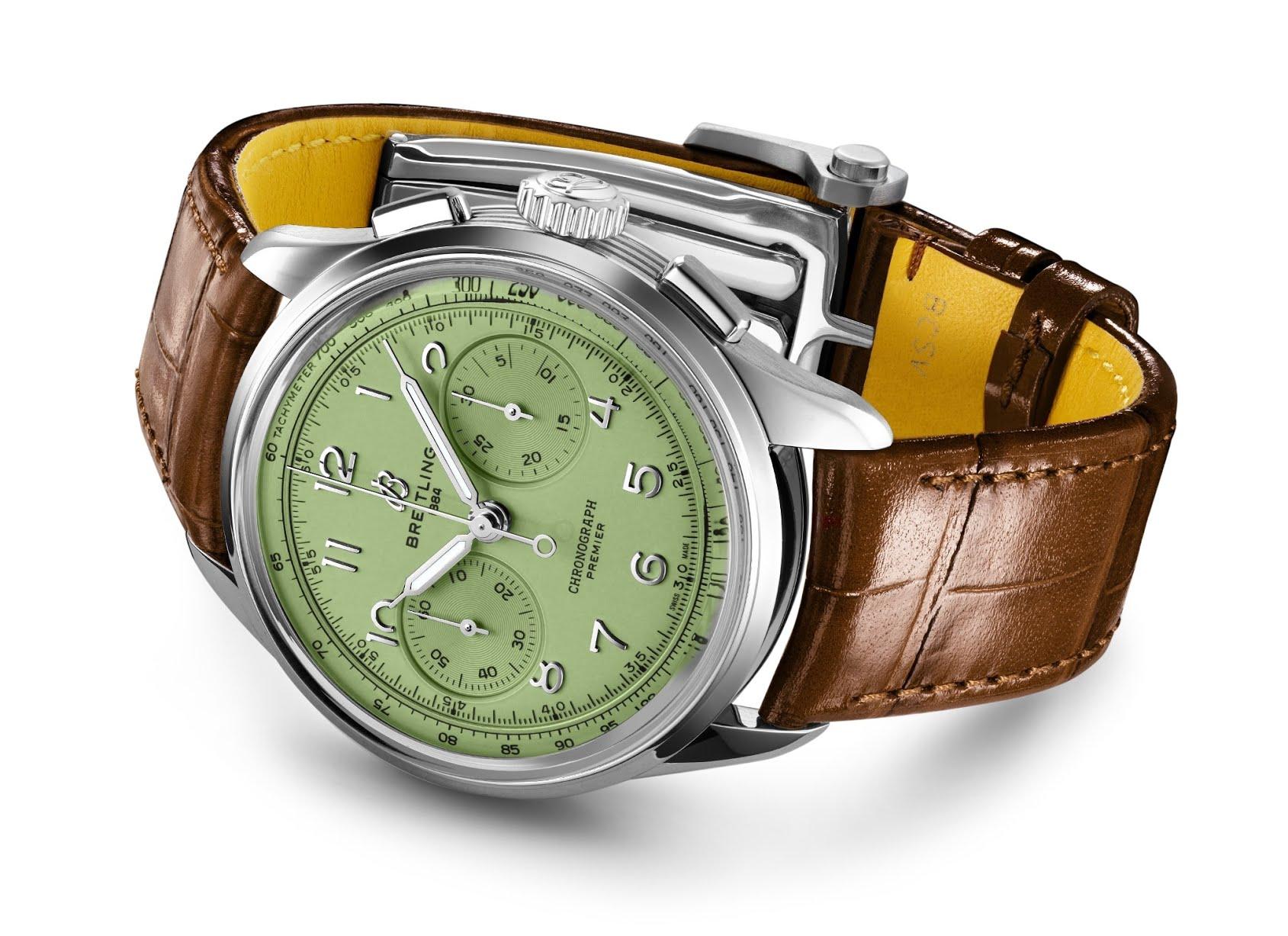 Breitling Premier Heritage B09 Chronograph 40