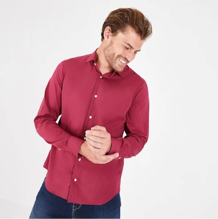Avis Eden Park - chemise slim
