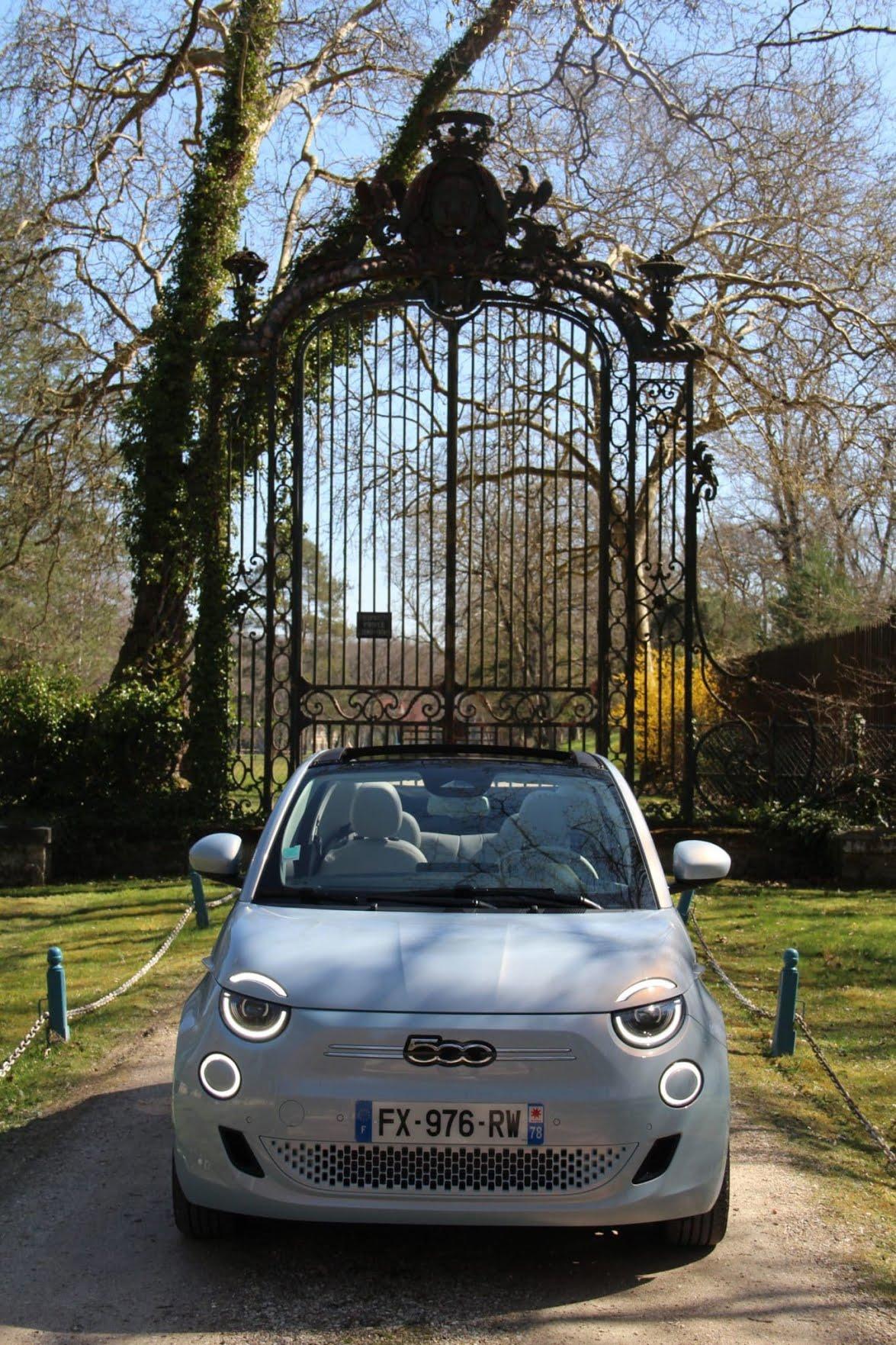 Notre avis sur la Fiat 500E électrique