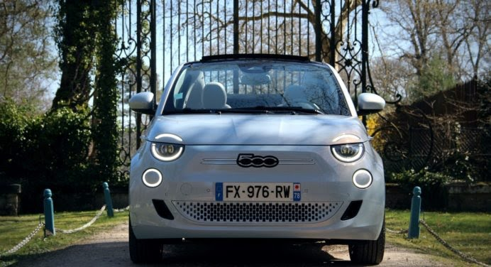 Essai Fiat 500E : branchée comme jamais !