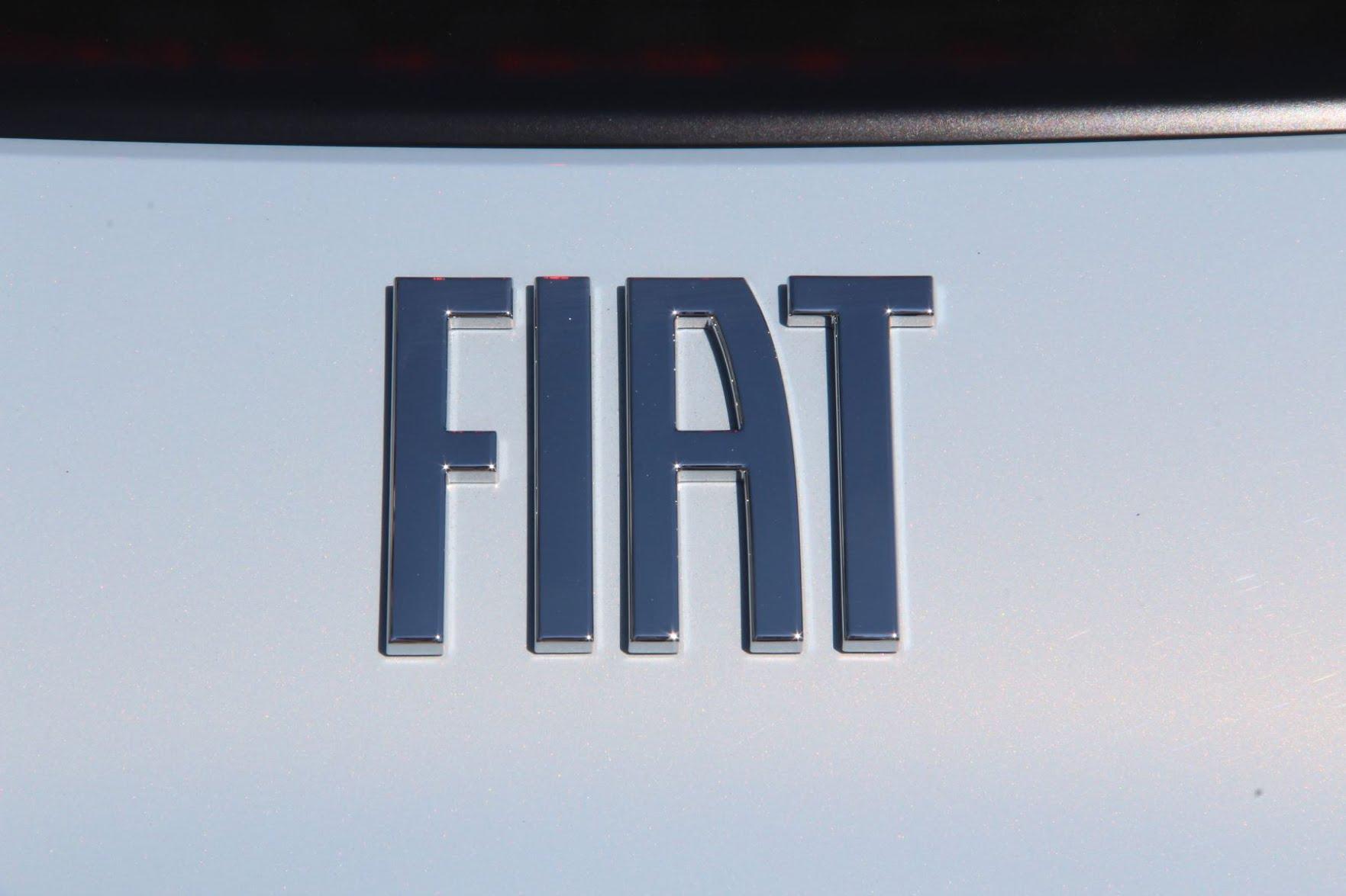 Nouveau logo Fiat