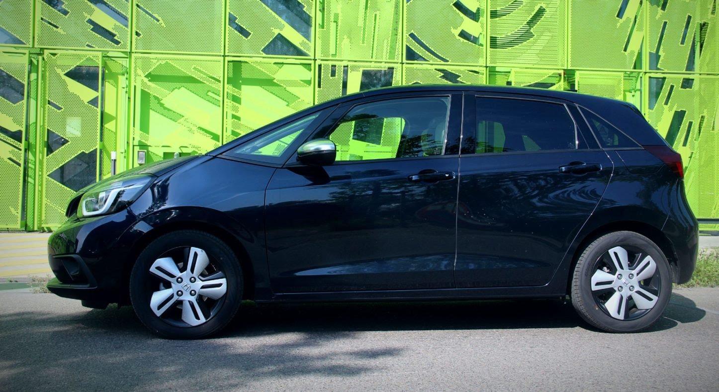 Essai Honda Jazz Hybride : la beauté intérieure