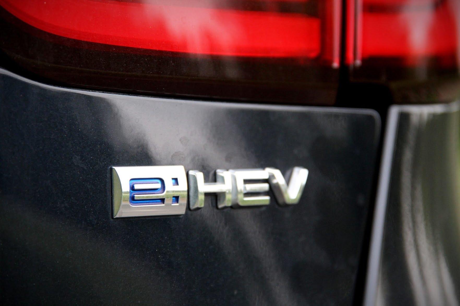 Honda hybride e:HEV