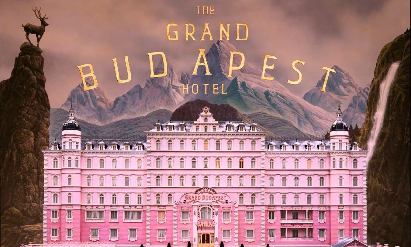 The Grand Budapest Hotel par Wes Anderson