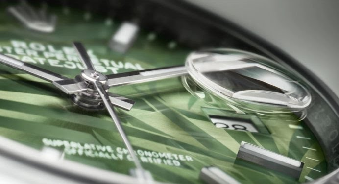 Horlogerie de luxe : 10 belles montres pour se mettre au vert