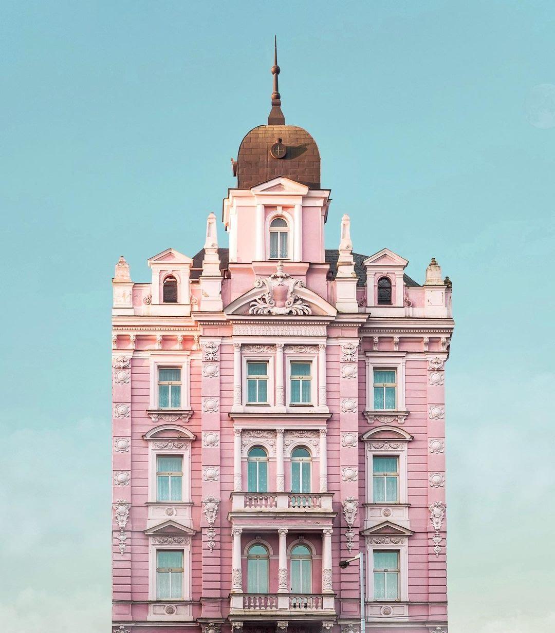 Accidentally Wes Anderson - Hôtel Opera à Prague