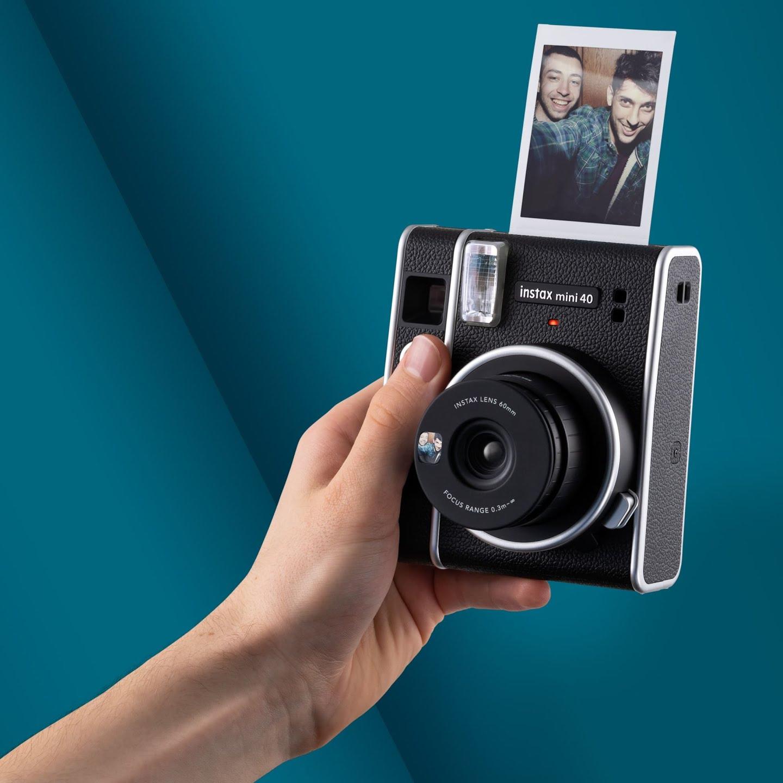 Instax Mini 40 - selfie