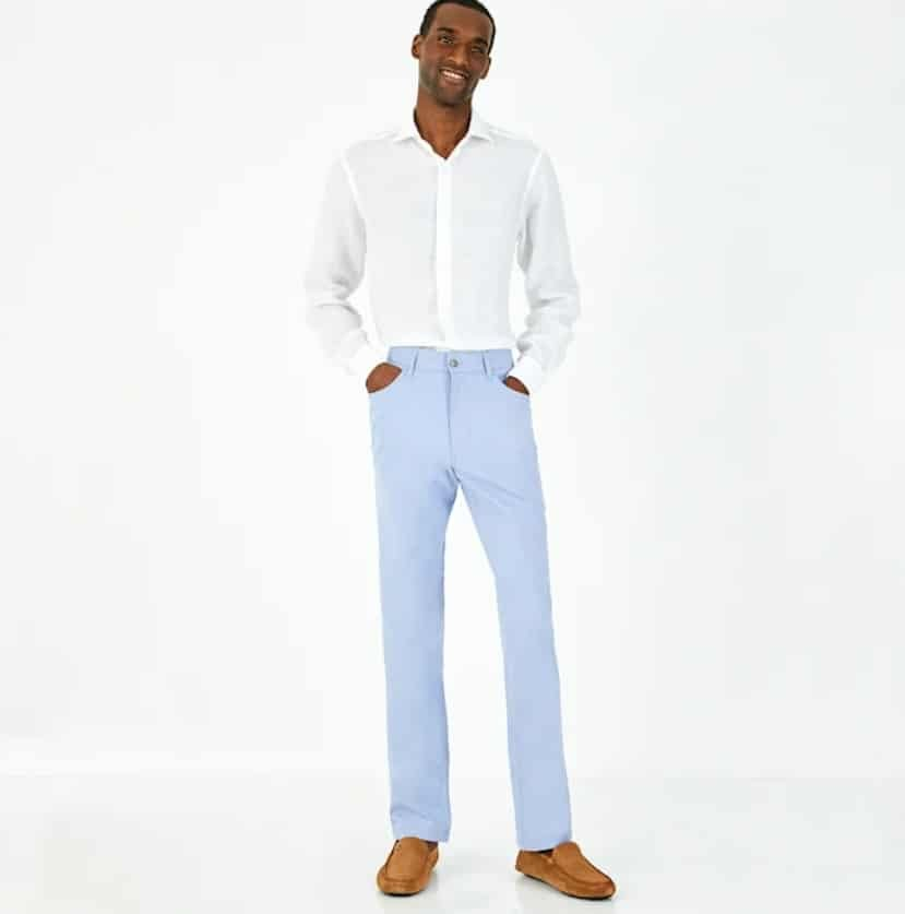 Avis Eden Park - pantalon chino